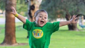 Happy Feet Kids Fitness Classes