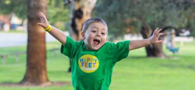 the benefits of exercise for children happy feet fitness