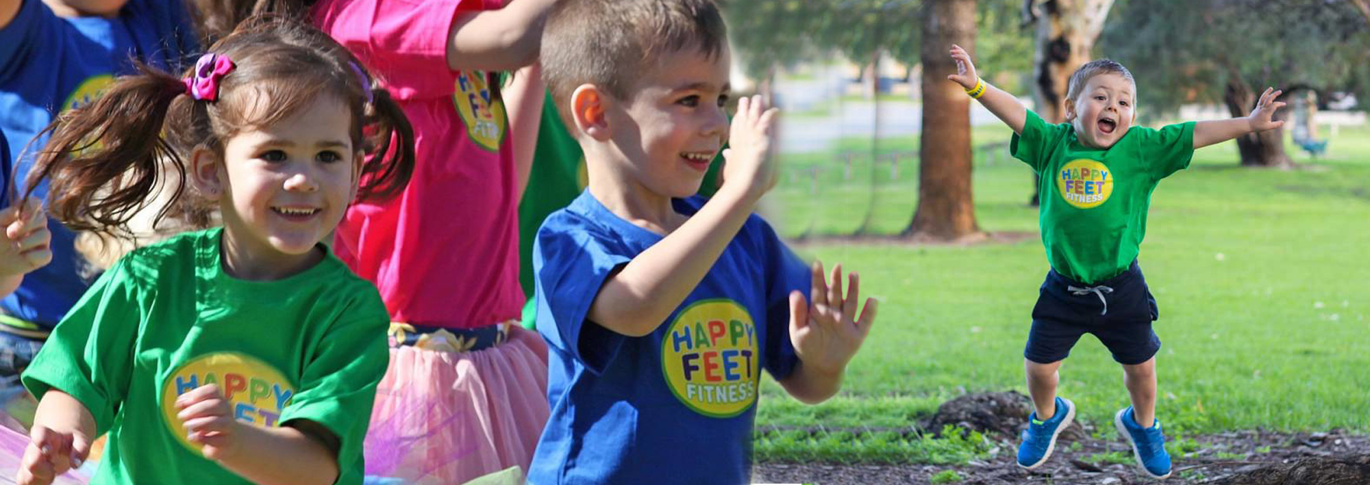 Play-based Learning & Children Fitness | Happy Feet Fitness