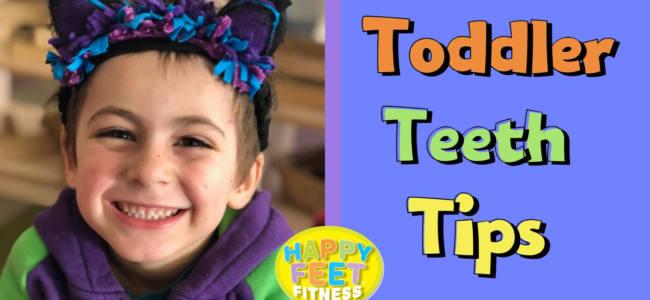 Toddler Tooth Brushing